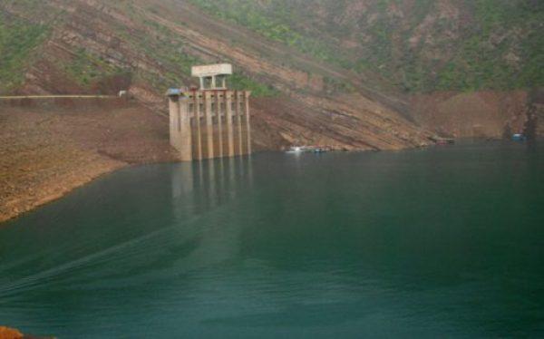 Nurek Dam - Length: 700 m