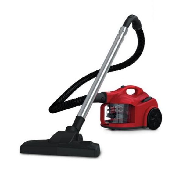 Dirt Devil Quickpower Bagless Cylinder Vacuum Cleaner