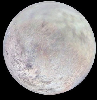 Triton (Largest Moon of Neptune)
