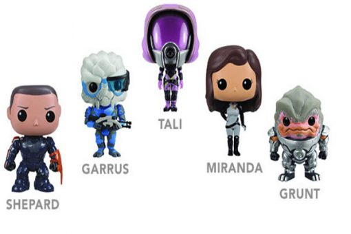 Top 10 Amazing and Unusual Mass Effect Gift Ideas