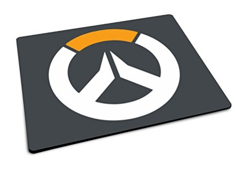 Overwatch Rubber Mousemat