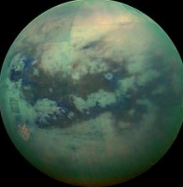 Titan, Moon of Saturn