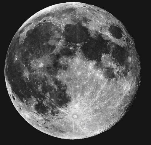 Moon, Moon of Earth