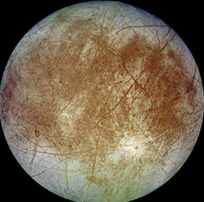 Europa, Moon of Jupiter