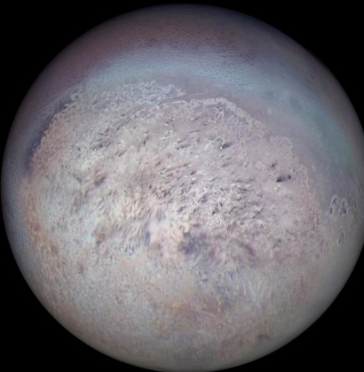 Triton, Moon of Neptune