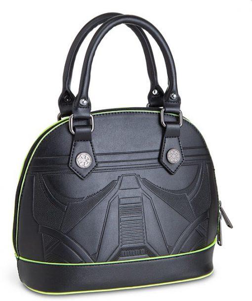 Death Trooper Leather handbag