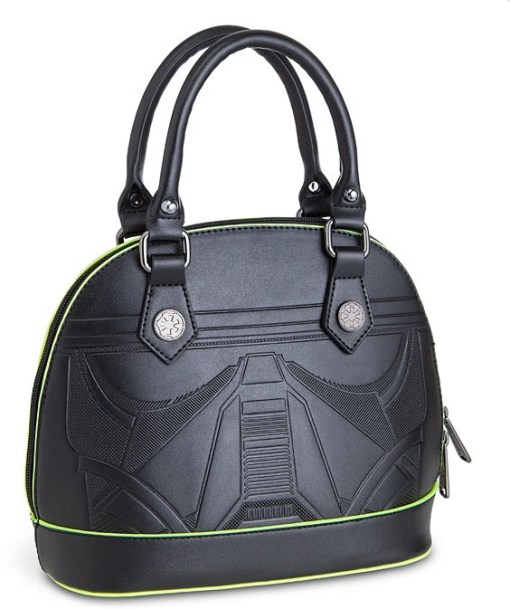 Death Trooper Leather handbag