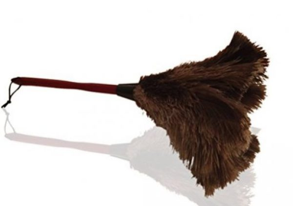 Genuine Ostrich Feather Duster