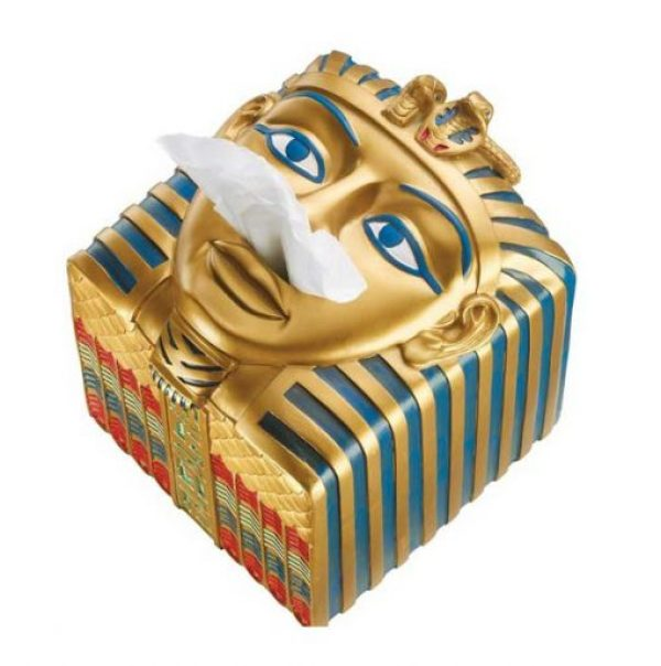 Egyptian Tissue Holder