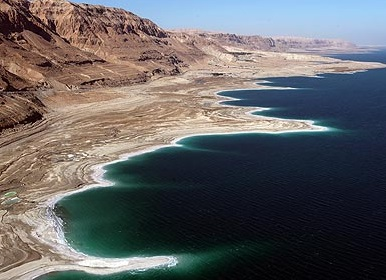 The Dead Sea, Israel