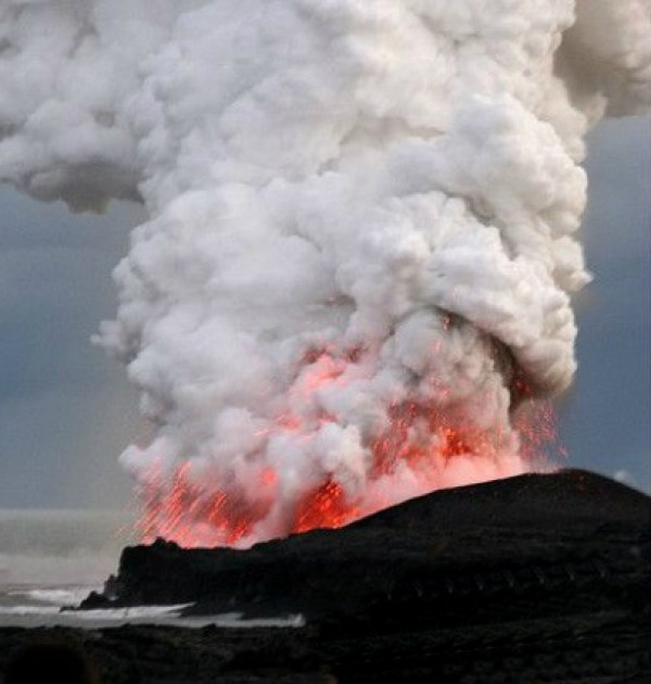 Antofalla Volcano, Argentina