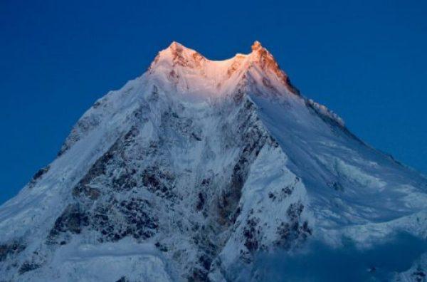Manaslu Mountain