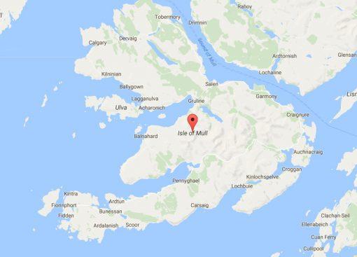 Mull, Scotland - Google Maps