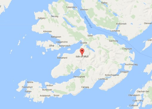 Mull, Scotland - Google Maps