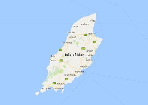 Isle of Man, Irish Sea - Google Maps