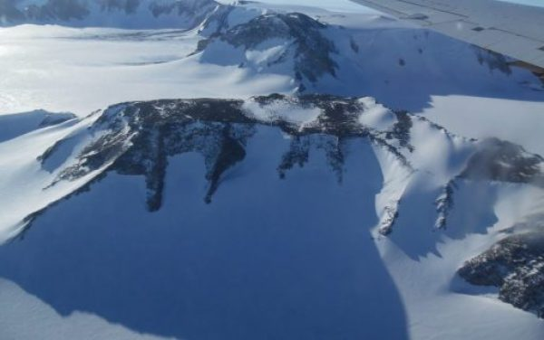The Slessor Glacier, Antarctica
