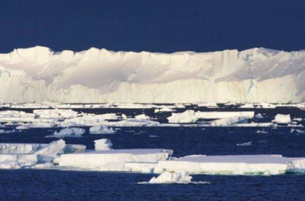 The Recovery Glacier, Antarctica