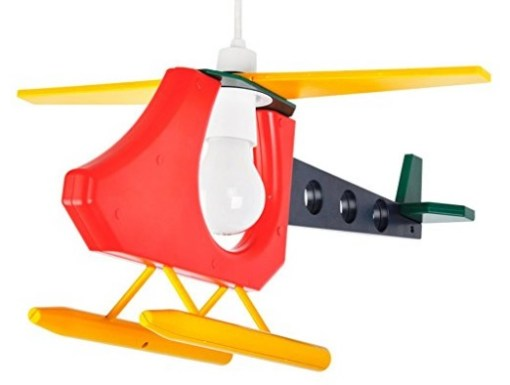 Helicopter Light Shade