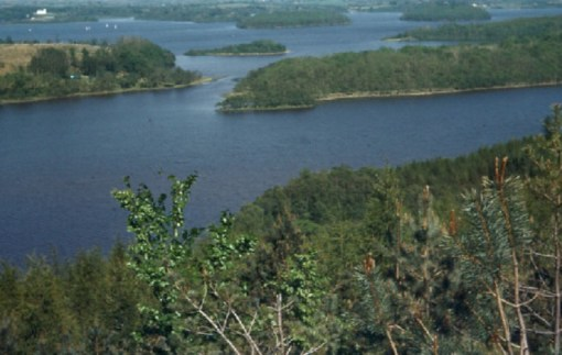 Lower Lough Erne, Northern Ireland