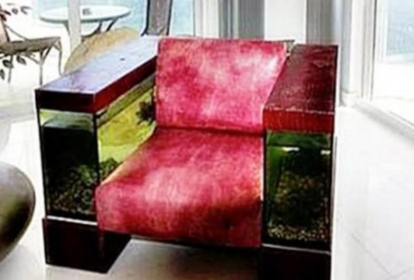 Top 10 Amazing, Weird and Unusual Armchairs