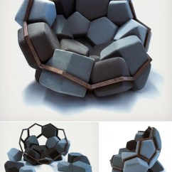 Unusual Armchair Curved Lounge Chair Top 10 Amazing Weird And Armchairs Removable Shapes