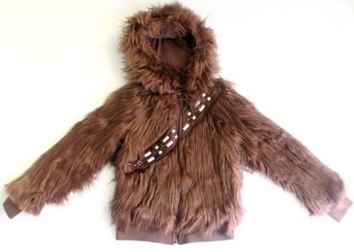 Star Wars: Chewbacca Faux Fur Hoodie