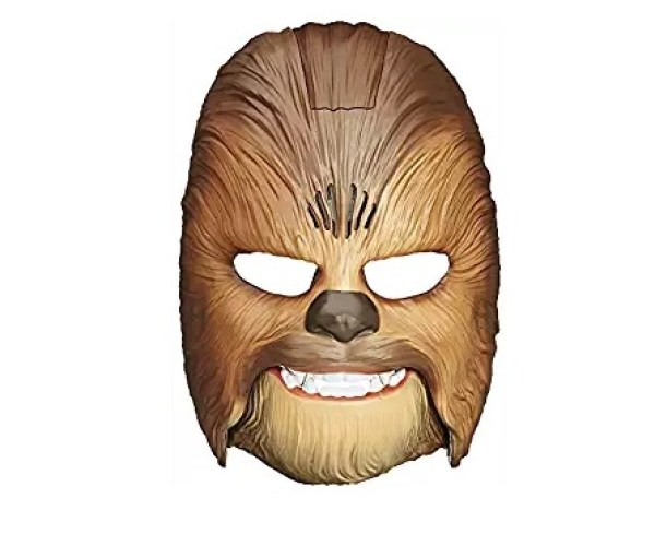 Star Wars: Chewbacca Electronic Mask