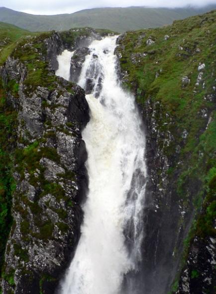 Falls of Glomach, Scotland