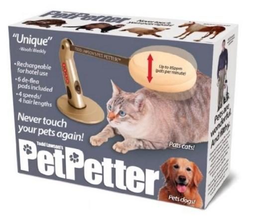 Todd Lawson's Pet Petter
