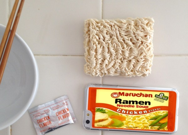 Ramen Noodle Phone Case
