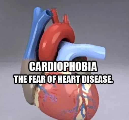 Heart Disease (Cardiophobia)