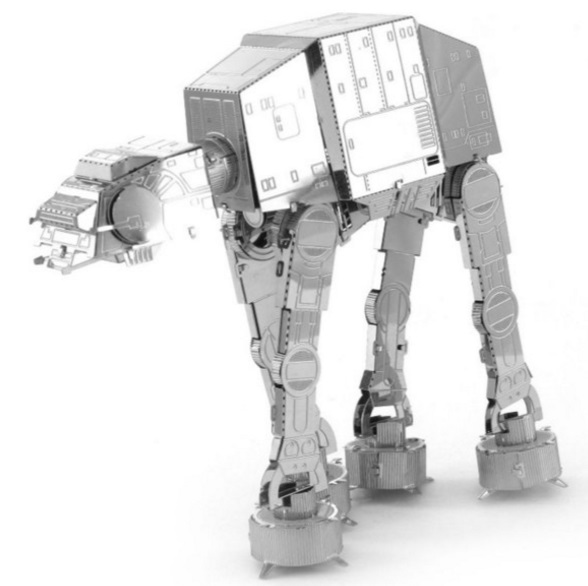 StarWars ATAT Metal Model Building Kit