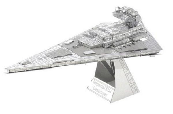 Star Wars: Imperial Star Destroyer Metal Model Building Kit