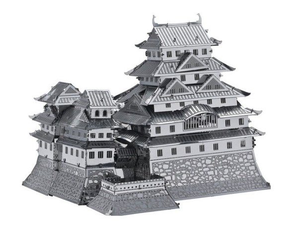 Japanese Himeji Castle Metal Model Building Kit