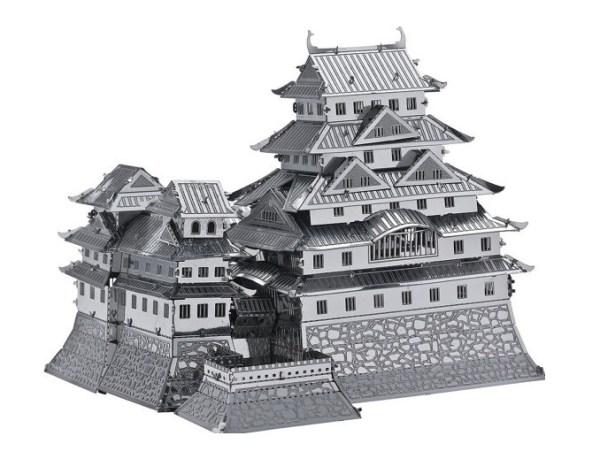 Japanese Himeji Castle Metal Model Building Kit