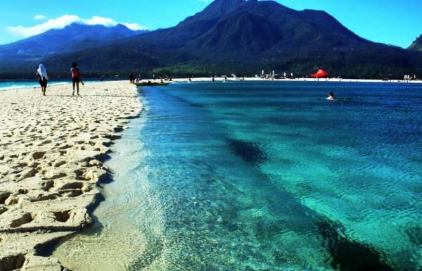 Philippines Coastline