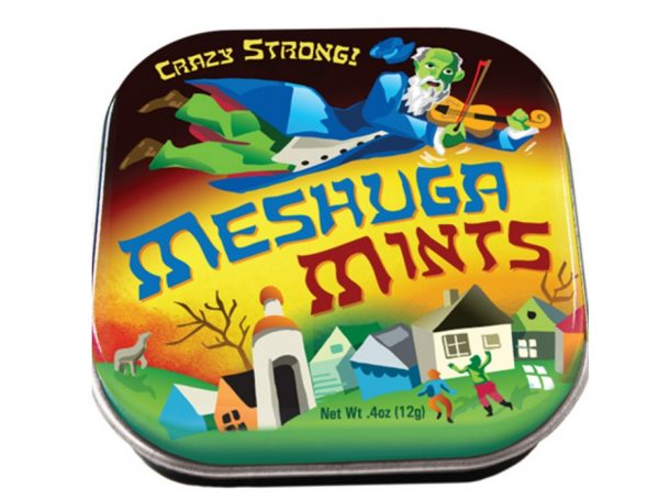 Meshuga Flavoured Mints