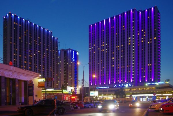 Izmailovo Hotel, Russia