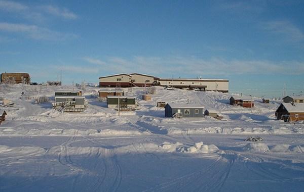 Fort Good Hope, Canada