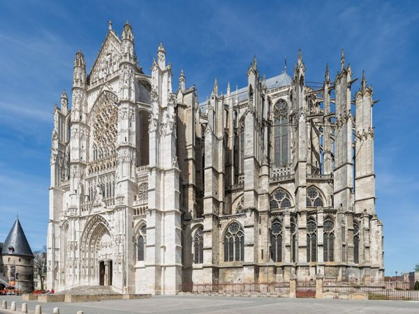 Beauvais Cathedral, France