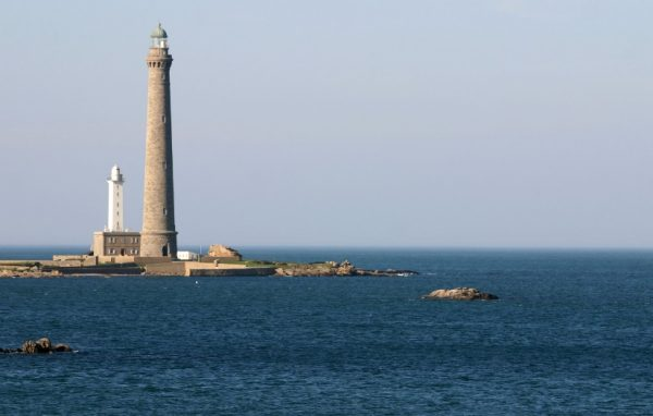 Île Vierge Lighthouse, France
