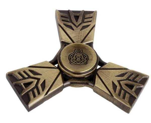 Once ZY Time Transformers Fidget Spinner