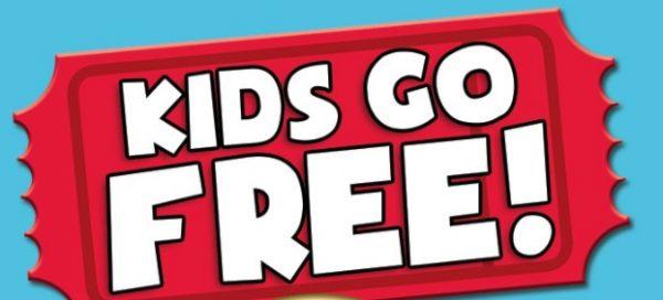 Kids go Free Coupon