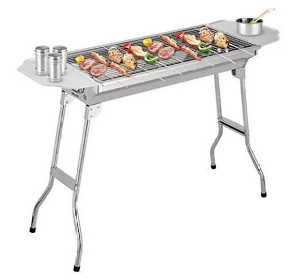 PengMei Compact Folding Portable BBQ Grill