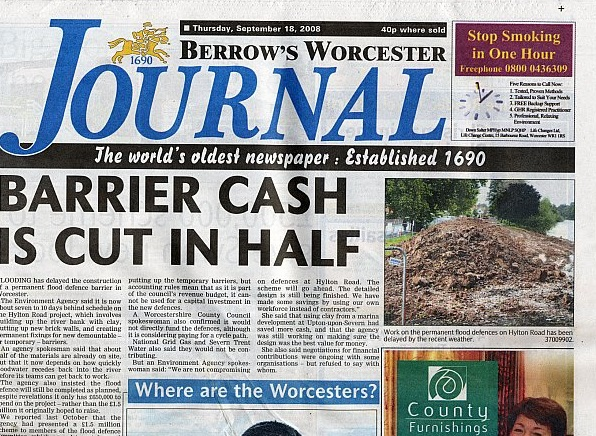 Ten of the Worlds Oldest Newspapers That Are Still in