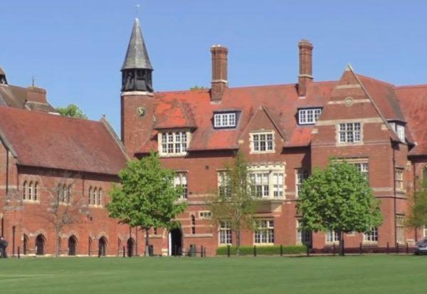 Abingdon School, England