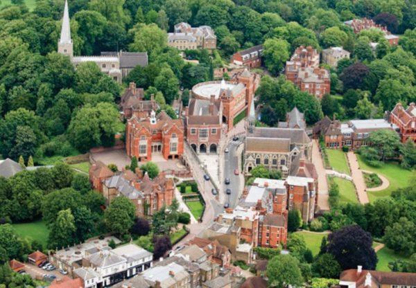 Harrow, England