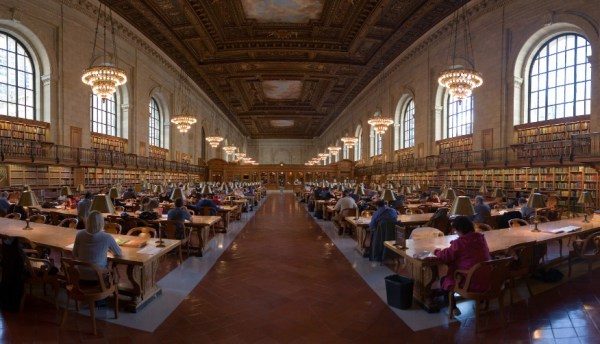 New York Public Library, United States
