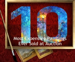 The Top 10 Most Expensive Paintings Ever Sold at Auction