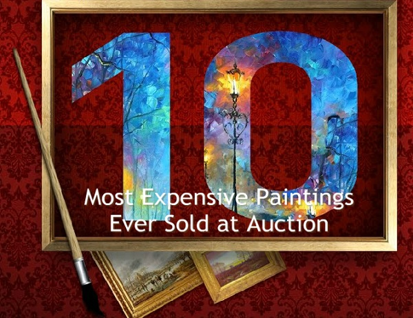 World S Most Expensive Painting Ever Sold
